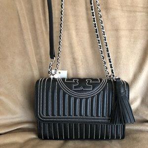 Tory Burch Fleming Mini Stud Convertible Bag